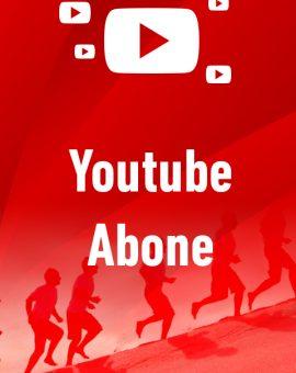 Youtube Abone Satın Al